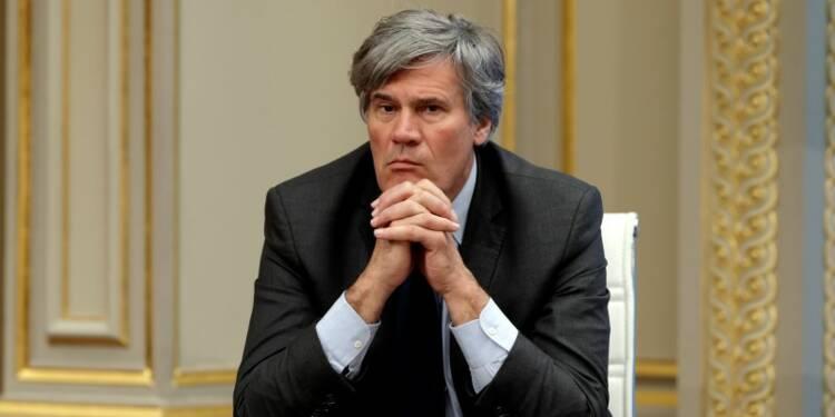 Stéphane Le Foll annonce une réunion sur le porc