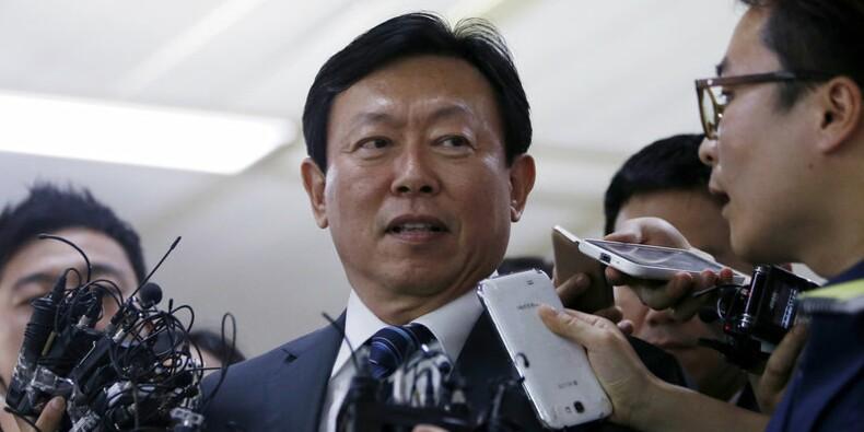 Le conglomérat sud-coréen Lotte Group visé par des perquisitions