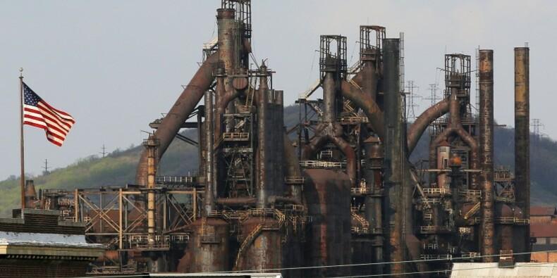 La production industrielle américaine en baisse de 0,4% en mai