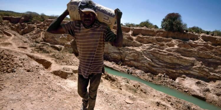 La Zambie, pays durement touché par la crise économique