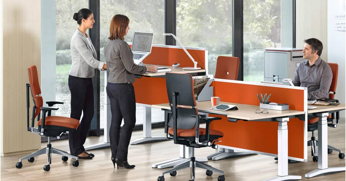 Bonnes raisons d adopter le bureau modulable assis debout