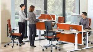 Bureau assis debout bureau pour travailler debout