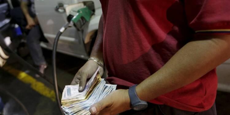 Venezuela : le prix de l'essence multiplié par 14
