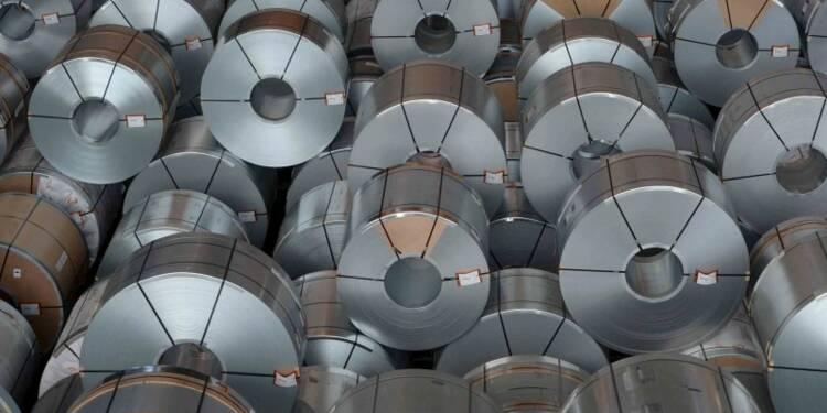 Vers un recul de 3% de la production allemande d'acier en 2016