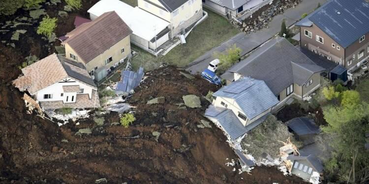 Nouvelles répliques au Japon et bilan porté à 48 morts