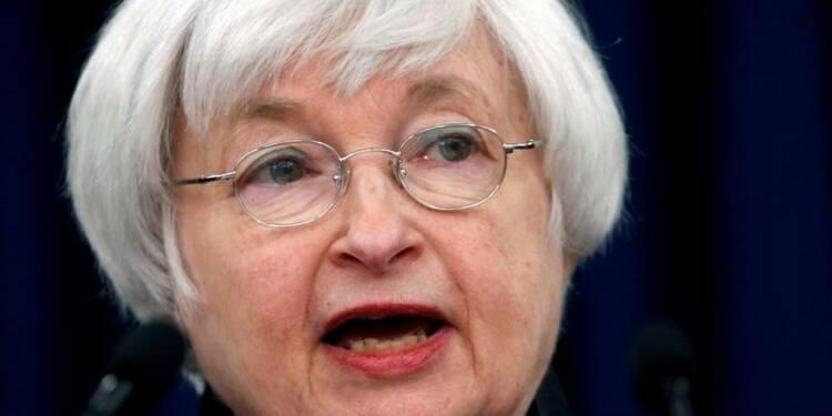 La Fed se veut prudente à cause du Brexit et de l'emploi aux USA