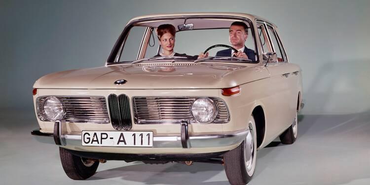 BMW 1500, 1961: La marque à l'hélice lui doit une fière chandelle