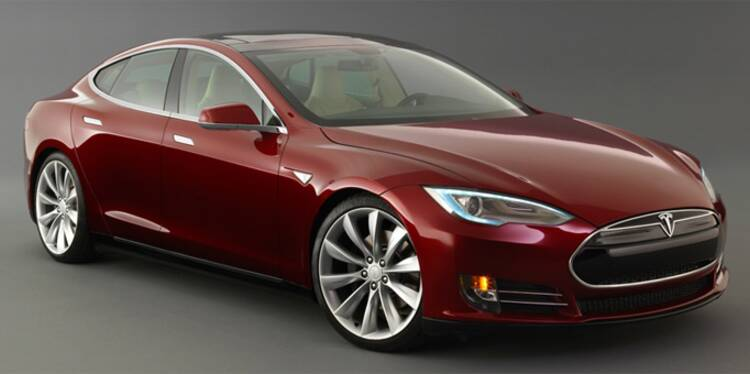 tesla enfin une voiture lectrique qui se vend. Black Bedroom Furniture Sets. Home Design Ideas