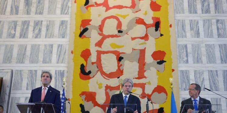 Appui international à un accord en Libye, un oeil sur l'EI
