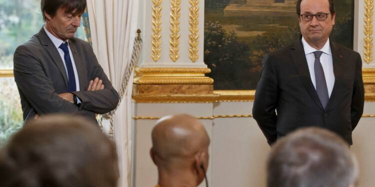 Nicolas Hulot annonce qu'il n'entrera pas au gouvernement