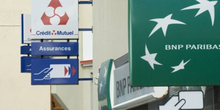 Banques : les Français boudent les agences