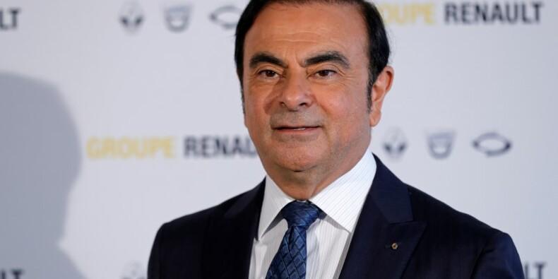 Renault réduit la part variable de la rémunération 2016 de Ghosn