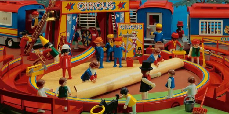 Les Playmobil, icônes de trois générations : leurs patrons, ce sont les enfants !