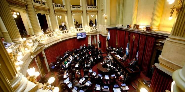 Feu vert du sénat argentin à l'accord sur la dette