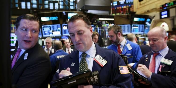 Léger repli de Wall Street avant la réunion de la Fed