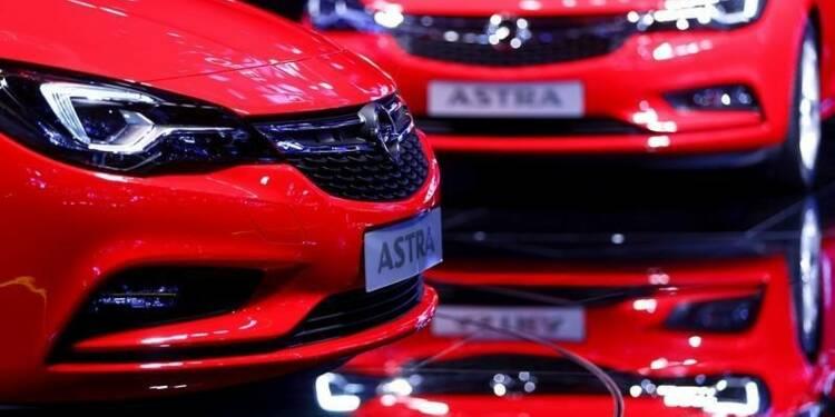 Réduction du temps de travail chez Opel pour cause de Brexit
