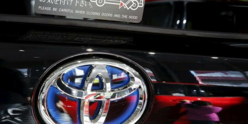 Toyota relève sa prévision de bénéfice annuel