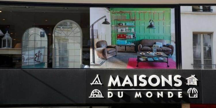 Cool maisons du monde sera introduit en bourse euros par for Maison du monde introduction en bourse