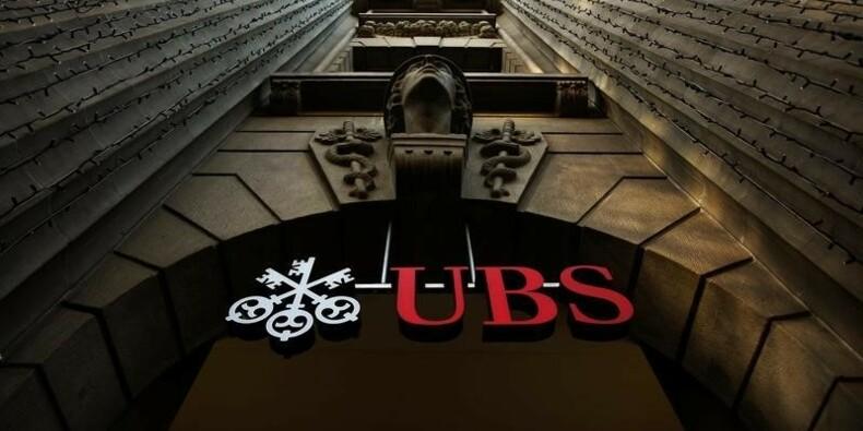 Bénéfice en baisse pour UBS, mais bien supérieur au consensus