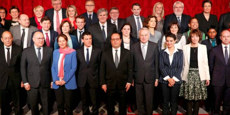 """Hollande veut un gouvernement cohérent malgré """"les sensibilités"""""""