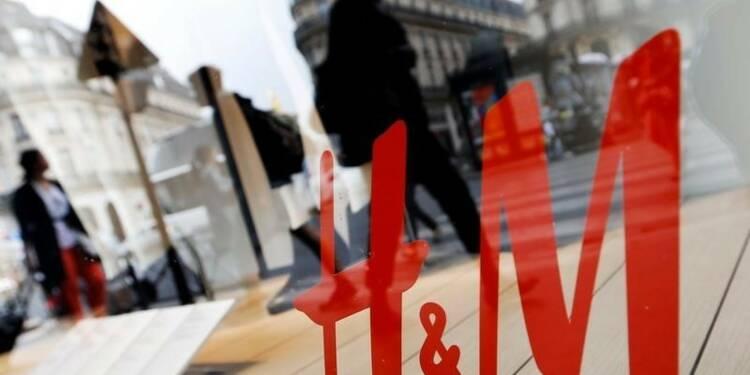 Les ventes de H&M meilleures qu'attendu en juillet