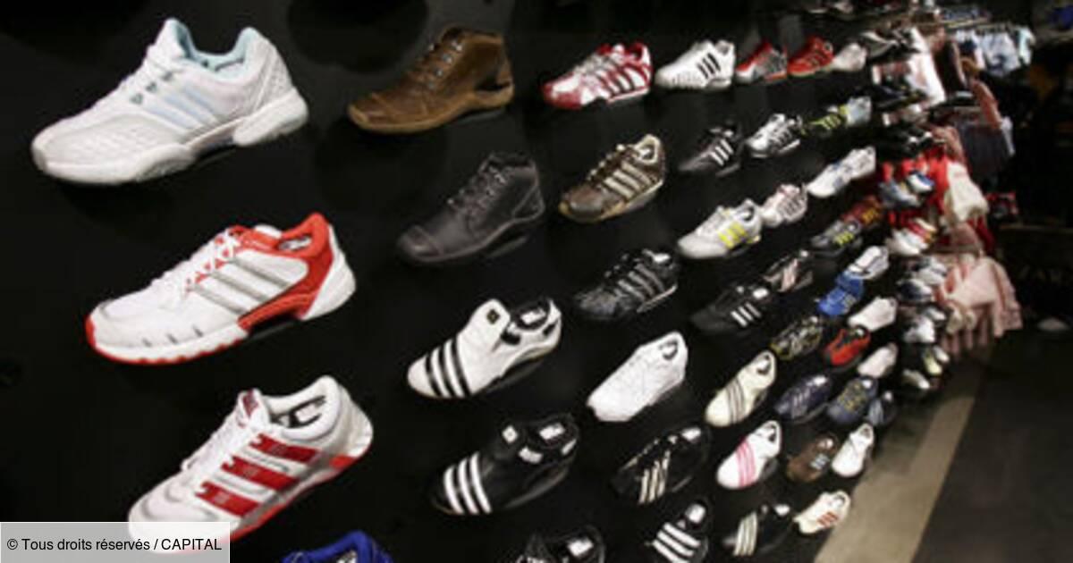 Adidas met du service dans ses chaussures