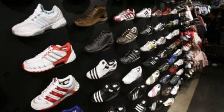 Adidas, le vrai gagnant des JO