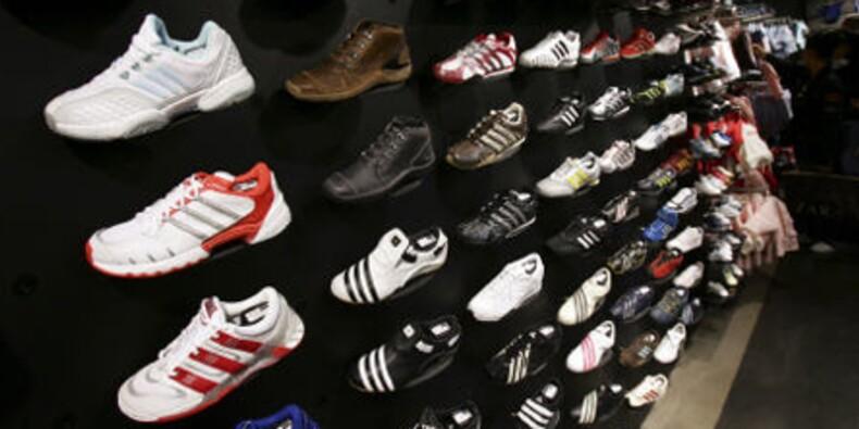 Reebok intéresserait des investisseurs, Adidas grimpe en Bourse