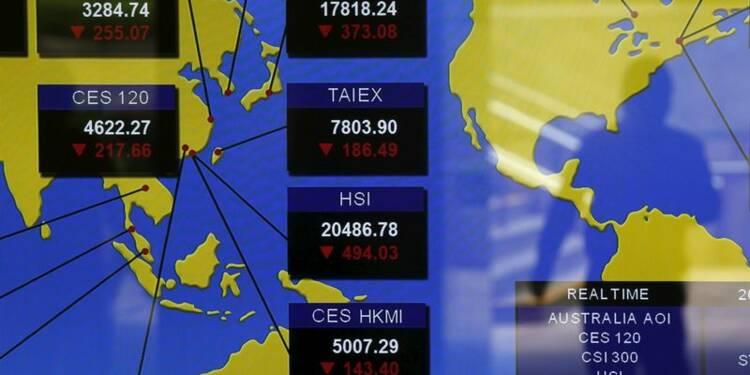 La Chine suspend le coupe-circuit sur ses marchés actions