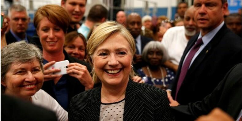 Clinton réaffirme son opposition au traité transpacifique