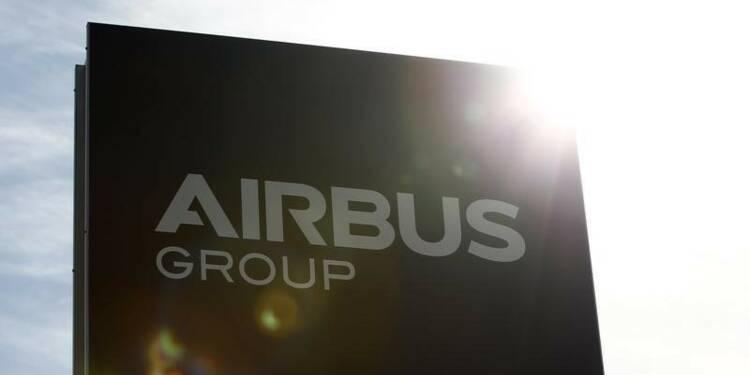 Airbus annonce 279 commandes d'avions à Farnborough