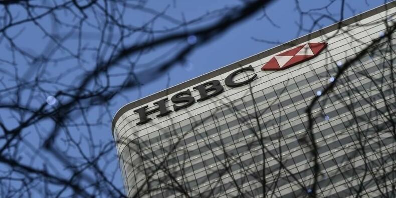 HSBC supprime 840 emplois informatiques en Grande-Bretagne