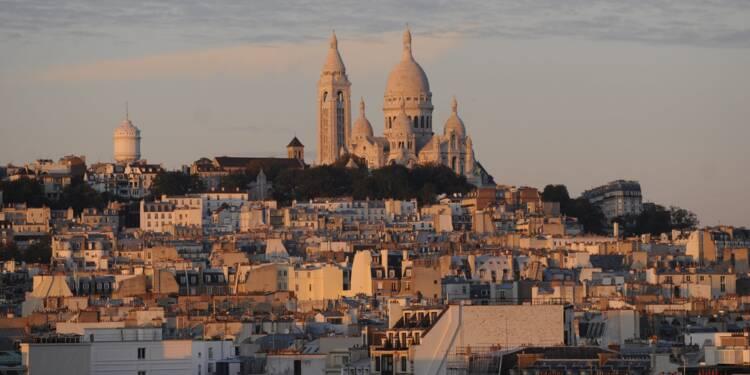 Les prix de l'immobilier fléchissent à Paris