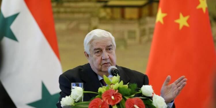 La Syrie prête à participer à des pourparlers de paix à Genève