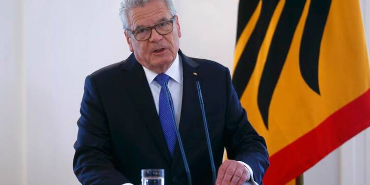 Le président allemand ne compte pas briguer un second mandat