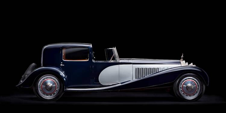 Bugatti Royale, 1927 : La voiture la plus luxueuse de l'histoire