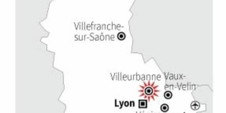 Deux hommes abattus en pleine rue à Villeurbanne