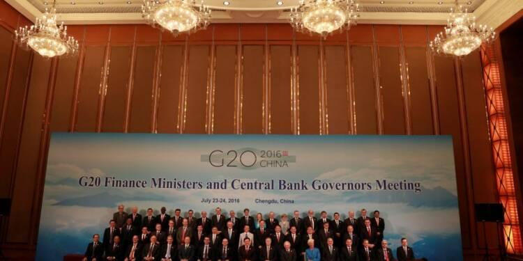 Face au protectionnisme, le G20 promet une croissance inclusive