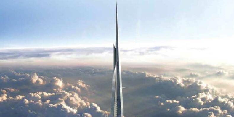 Les délires de la plus haute tour du monde