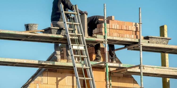 En France, la construction de logements semble tourner la page de la crise