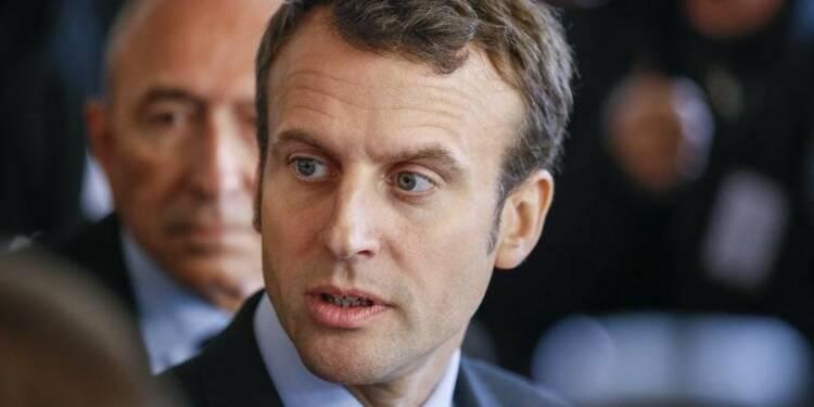 Une majorité de Français pour une démission d'Emmanuel Macron