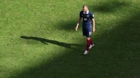 Karim Benzema n'est pas sélectionnable en Bleu actuellement