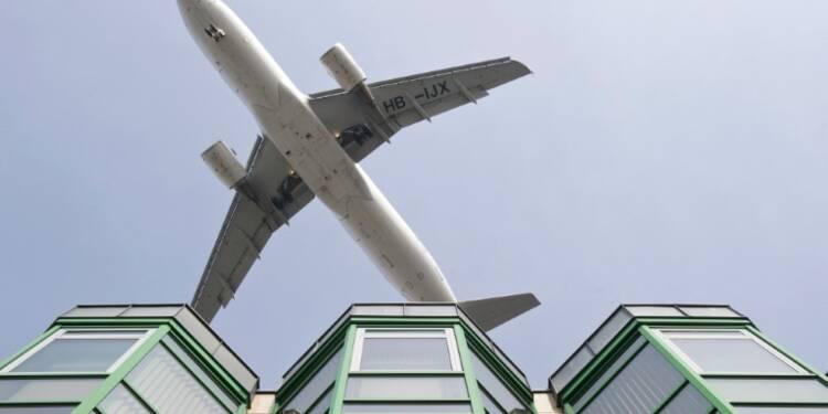 Nuisances sonores: un avion immobilisé à CDG pour amendes impayées