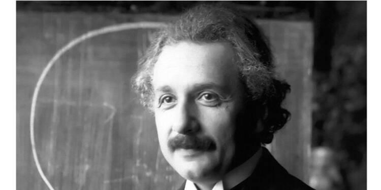 Albert Einstein, un créateur à la vision décalée
