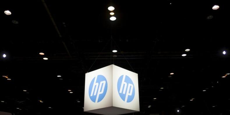 Le CA de Hewlett-Packard en recul pour le 5e trimestre d'affilée