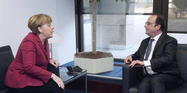 La crise migratoire dominera le conseil franco-allemand de Metz