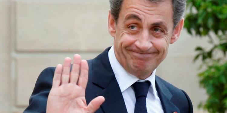 Nicolas Sarkozy n'écarte pas l'idée d'un référendum sur l'Europe