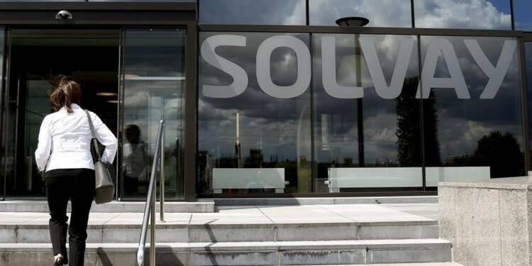 Bruxelles valide sous condition le rachat de Cytec par Solvay