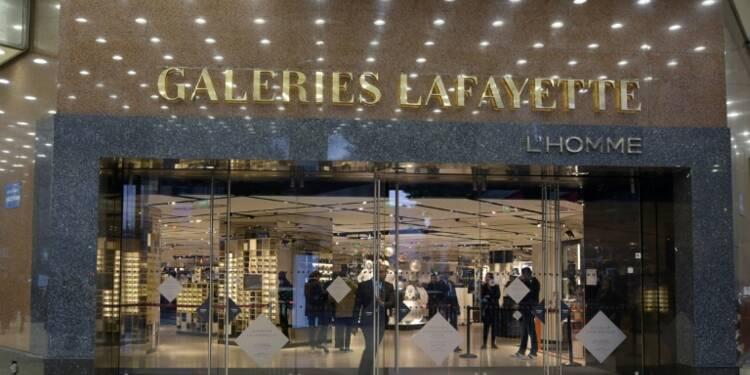 Galeries Lafayette: l'éventuelle ouverture dominicale suspendue à un imbroglio judiciaire