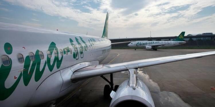 Spring Airlines veut doubler la taille de sa flotte d'ici 2018